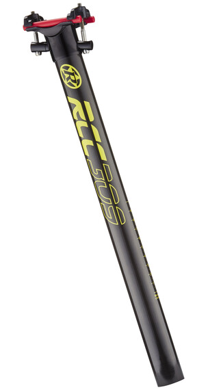 Reverse RCC 309 Seatposts Ø 30.9 black/yellow